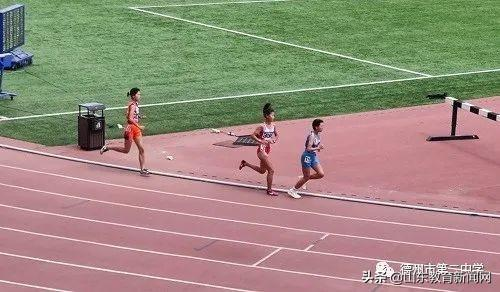 喜报!德州二中刘慧茹同学获省赛冠军