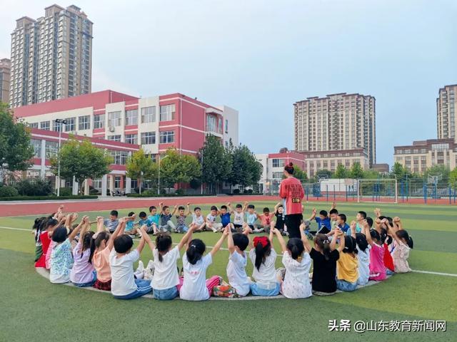 共沐教育均衡阳光——日照市全力推动基础教育公平优质发展纪实
