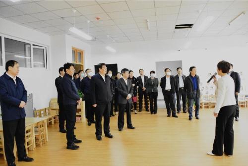 淄博市幼儿园建设工作现场会在高青召开