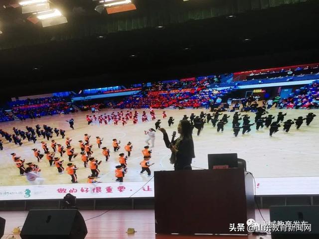 """禹城市幼儿园园长骨干教师周末忙""""充电"""""""