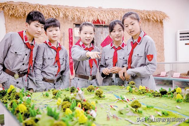 为了心中那一抹红——枣庄市峄城区金寺红军小学巡礼