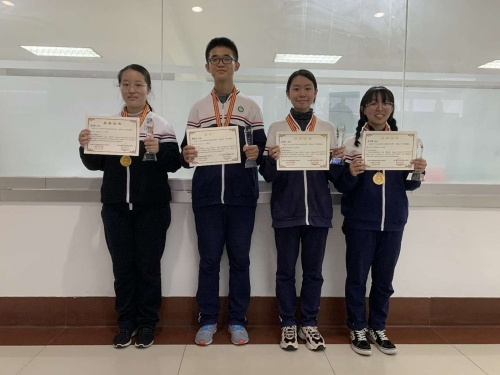 淄博实验中学学生在全国中学生英语演讲比赛中获佳绩