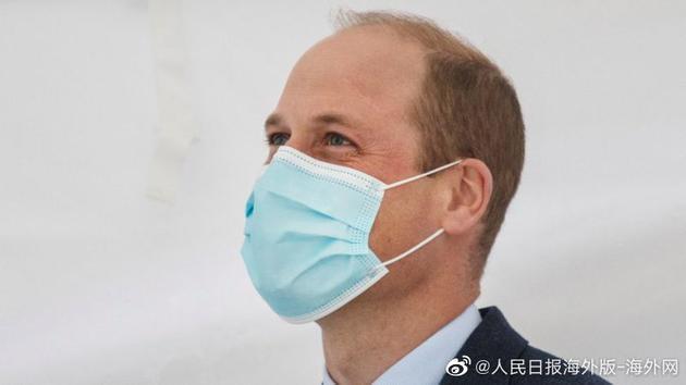 英国威廉王子在4月份感染了非典 并公开担心国家恐慌