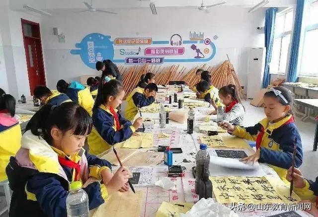 """近6万个家庭不再为""""下午放学接孩子""""犯愁!阳谷课后延时服务效果凸显"""