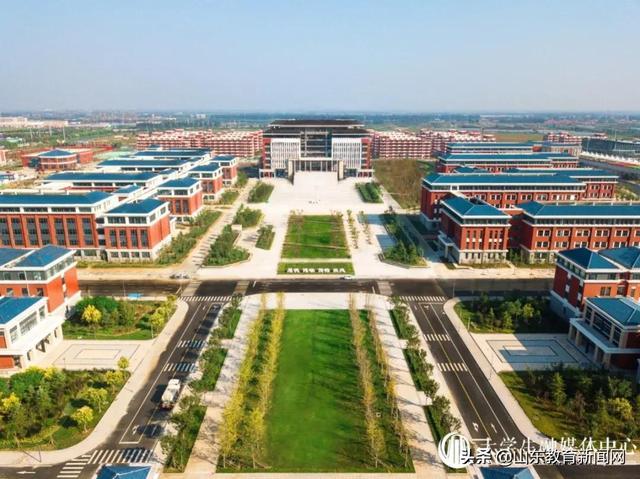 """青岛农业大学平度校区建成 形成""""四区一园""""办学格局"""