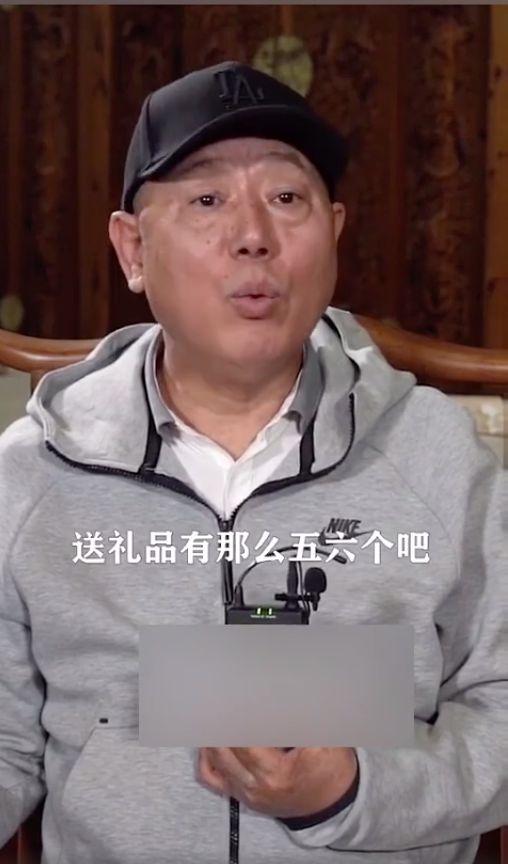 诚实坦率!李成儒批准年轻演员私下送礼物:这是你从哪里学来的?