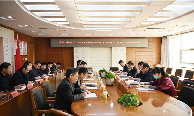 山东省血液安全技术核查专家组莅临潍坊市中心血站检查督导