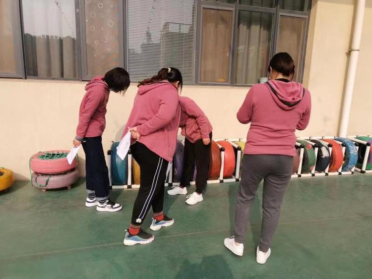 未雨绸缪 用爱呵护!高新区清平幼儿园开展隐患大排查活动