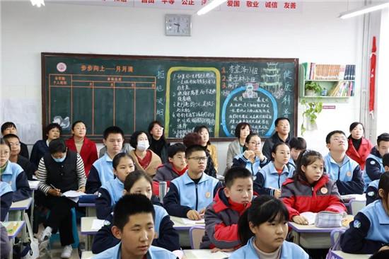 潍坊新华中学:精准指导,助力教学改进行动