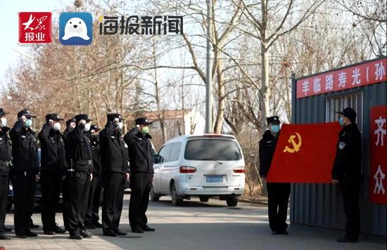 山东寿光:公安坚持把人民群众生命安全放在第一位