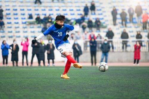 2020年济南市青少年足球联赛完美收官