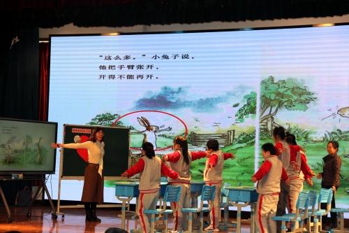 凝心聚力研阅读,集思广益促教学:淄博市特殊教育阅读教学研讨活动在市特教中心举行