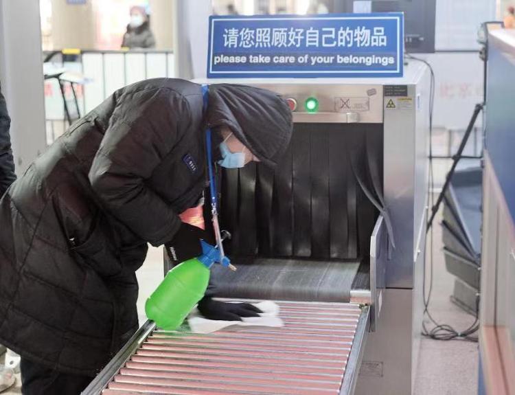 河北固安病例密接者曾乘地铁 北京地铁:环境采样结果均为阴性
