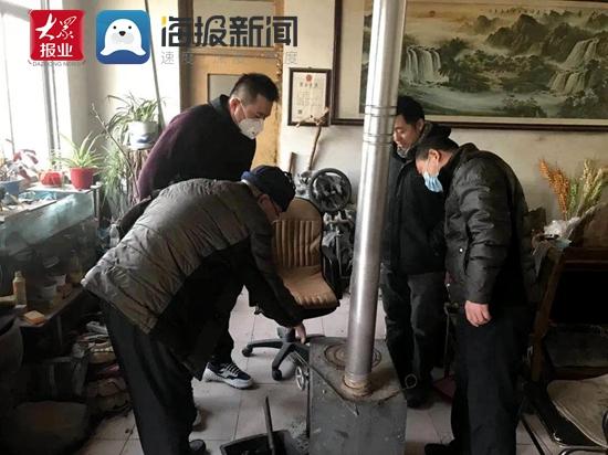 淄博:排查156余万用户  安装13.4万个一氧化碳报警装置