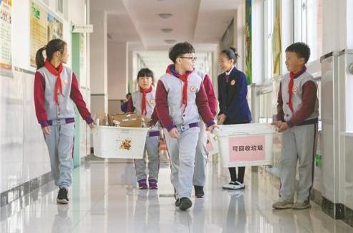 """威海环翠区多元课程融合 让劳动教育""""落地生花"""""""
