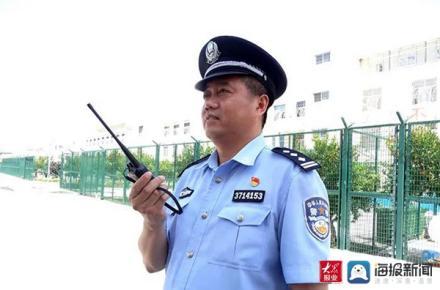 """临沂监狱王金果:担责于身的""""守关者"""""""