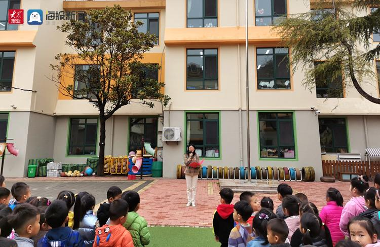 """以书为伴阅享童年胶州市锦州路幼儿园举行""""第六届读书节""""插图1"""