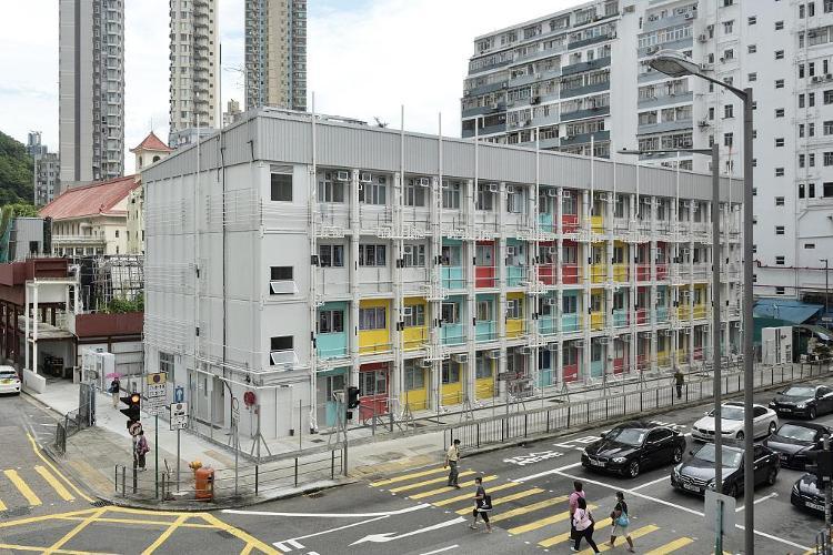 香港特区政府多种渠道提高土地及公共房屋供应
