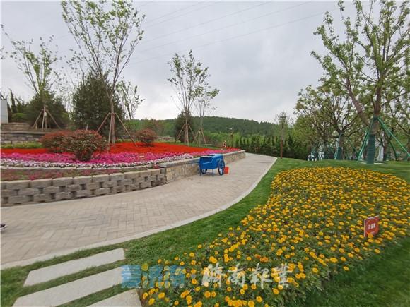 佛慧山景区生态恢复工程正式竣工 4月30日起向社会免费开放