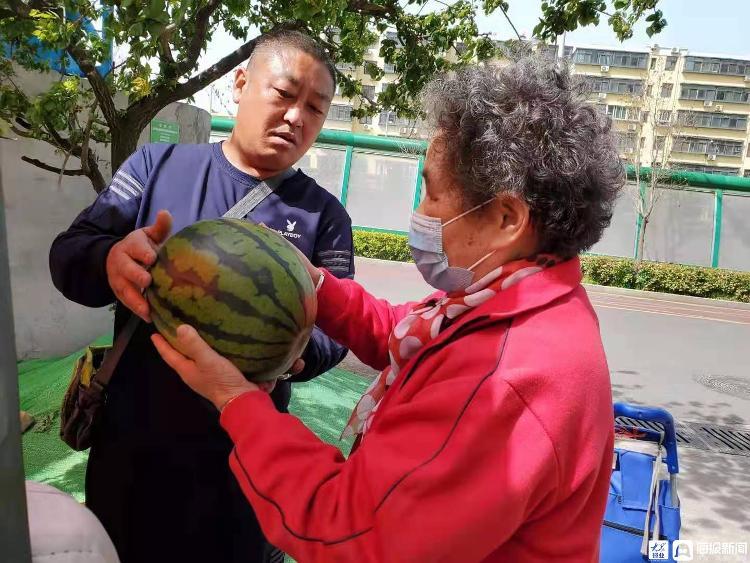 """濟南2021年""""西瓜地圖""""出爐 城區這266處可銷售自產西瓜"""