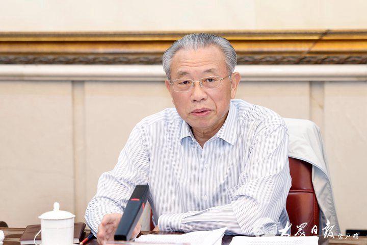 山东省政法队伍教育整顿领导小组召开第四次会议