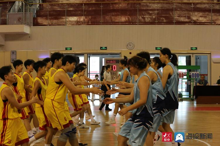 """""""篮""""不住你的风采 第十四届全国学生运动会篮球比赛进行时!"""