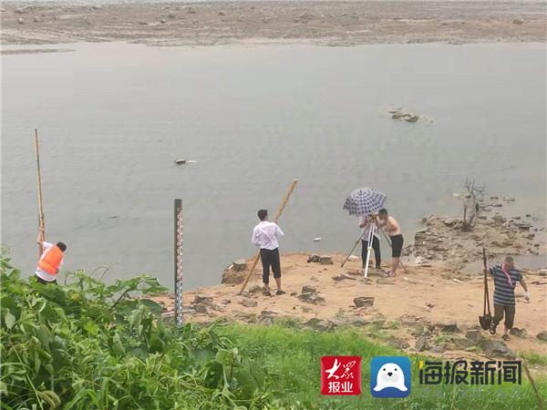 截至7月26日8时 临沂全市37座大中型水库总蓄水量10.25亿m3