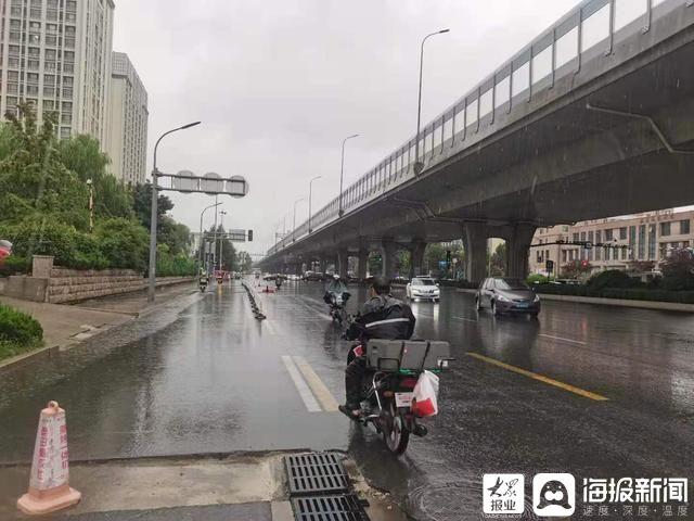 临沂城管扎实做好防台风应对和城市防汛工作