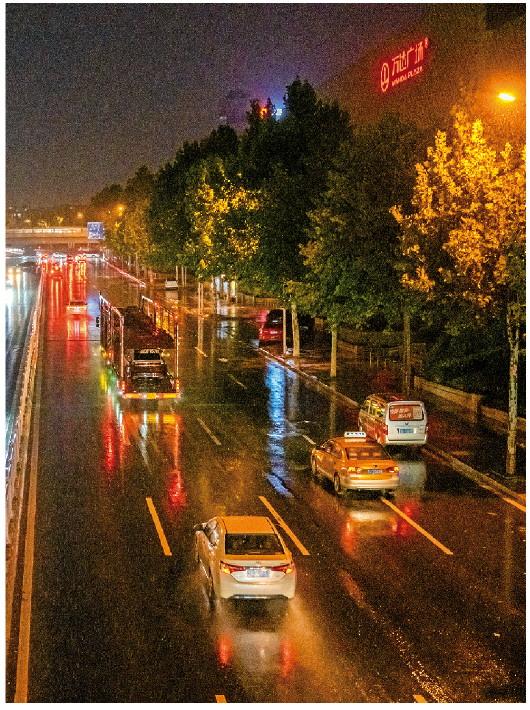 《【摩臣手机版登录】山东本轮降雨持续至6日白天 秋雨正连绵 防灾不松弦》