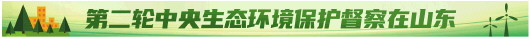 中央第二生态环境保护督察组向山东转办第十批群众信访举报件