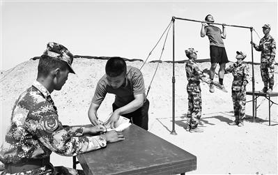 社会新闻网_下层军队严酷组织士官选晋审核的几段见闻