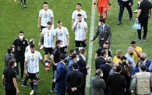 """社会新闻是什么_国际足联主席称巴西暂停与阿根廷世预赛一事""""很疯狂"""""""