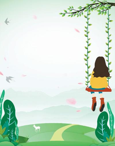 广西社会新闻_这支团队给留守女孩上青春课 8年累计超7万女童收益