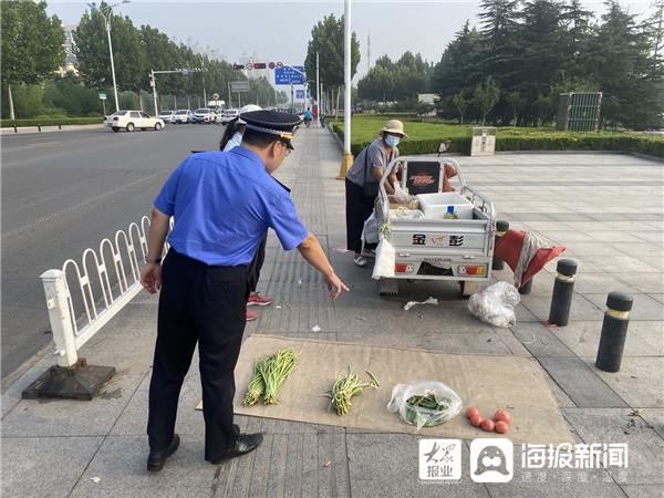 2021年中秋,临沂滨河城管将这样度过……