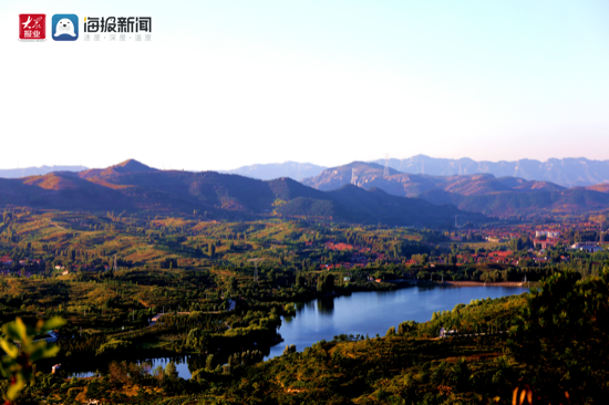 """【乡村振兴新实践】 三水源模式描绘""""五好""""淄博新路径"""