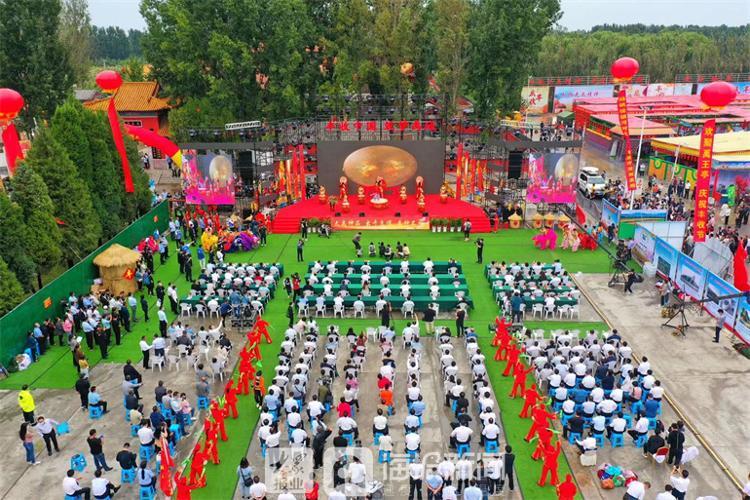 为丰收礼赞!德州禹城庆祝2021年中国农民丰收节活动启幕
