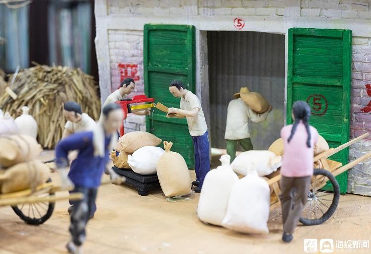 梁军:创新面塑艺术形式 传播农耕文化