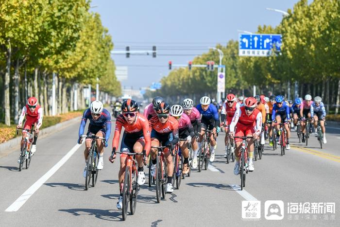 2021黄河口(东营)公路自行车赛圆满落幕