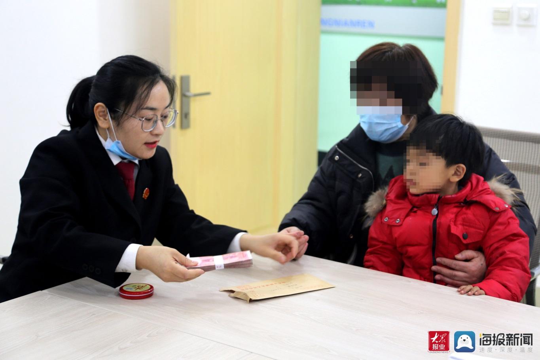 郯城县法检两院联合开展救助传递司法温暖