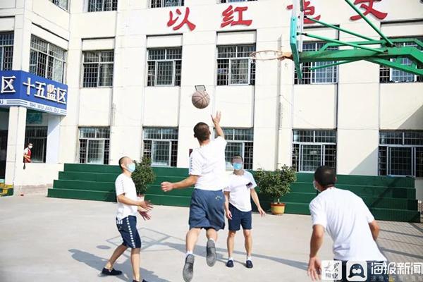 临沂监狱:高墙内的中秋节别有一番特色